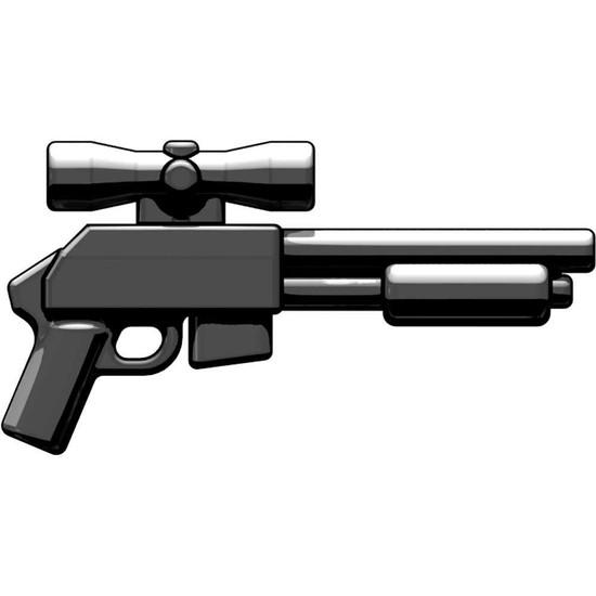 BrickArms M47 Tactical Shotgun 2.5-Inch [Black]