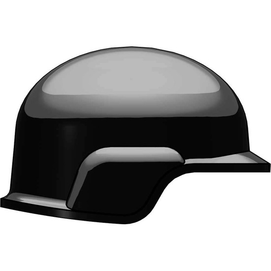 BrickArms Modern Combat Helmet 2.5-Inch [Black]