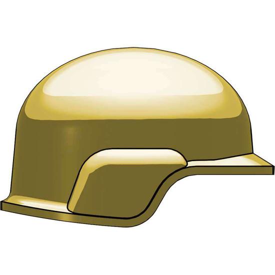 BrickArms Modern Combat Helmet 2.5-Inch [Tan]