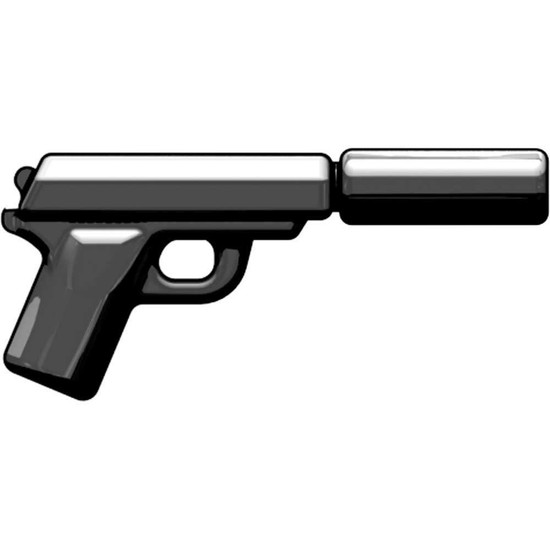 BrickArms PPK Tactical Spy Pistol 2.5-Inch [Black]