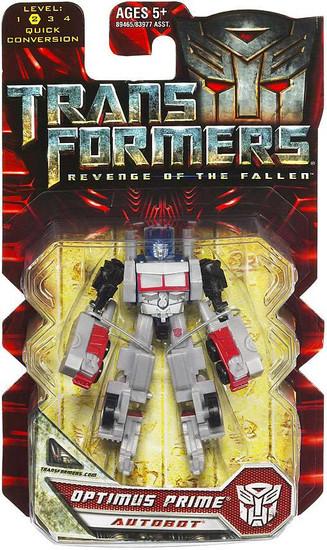 Transformers Revenge of the Fallen Optimus Prime Legend Action Figure