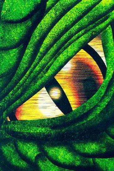Card Supplies Green Dragon Eye Standard Card Sleeves [50 Count]