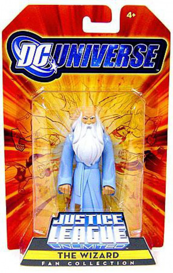 DC Universe Justice League Unlimited Fan Collection The Wizard Exclusive Action Figure