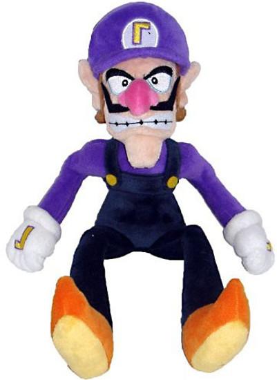 Super Mario Bros Waluigi 11-Inch Plush