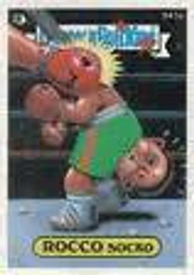 Garbage Pail Kids Topps Original 1980's Series 14 Trading Card Complete Set
