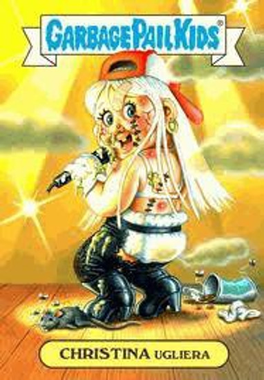 Garbage Pail Kids Topps All-New 2000's Series 3 Trading Card Complete Set