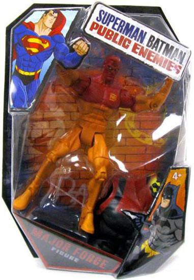 Batman Public Enemies Major Force Action Figure