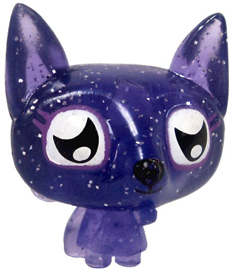Moshi Monsters Moshlings Series 1 Lady Meowford 1.5-Inch Mini Figure [Cosmic]