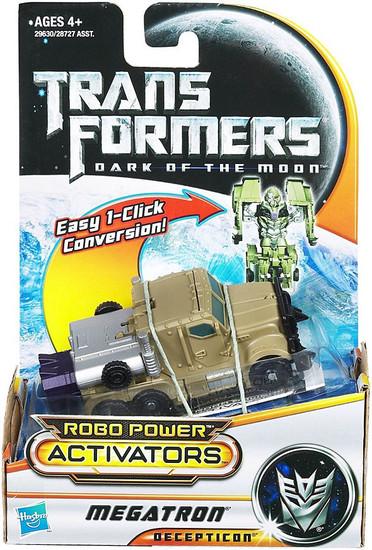 Transformers Dark of the Moon Robo Power Activators Megatron Action Figure