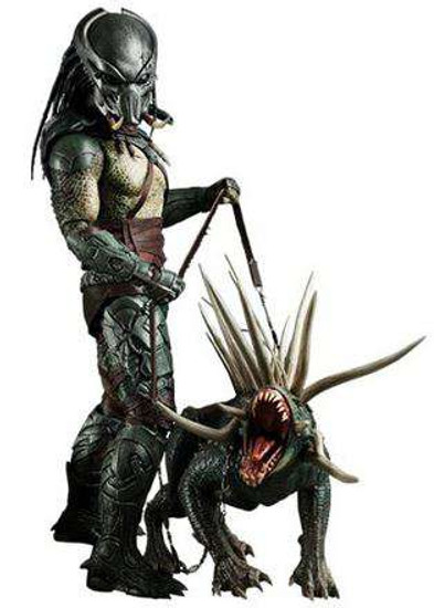 Predators Movie Masterpiece Tracker Predator Collectible Figure