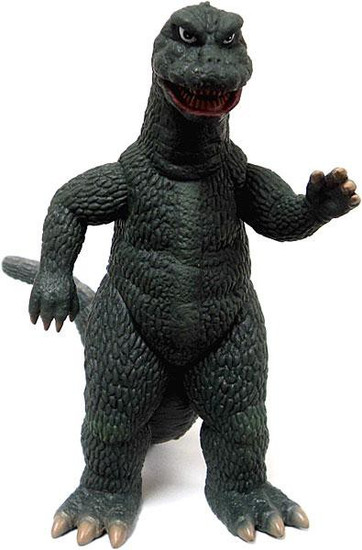 Godzilla 1968 50th Anniversary Memorialbox Godzilla Vinyl Figure [Destroy All Monsters]