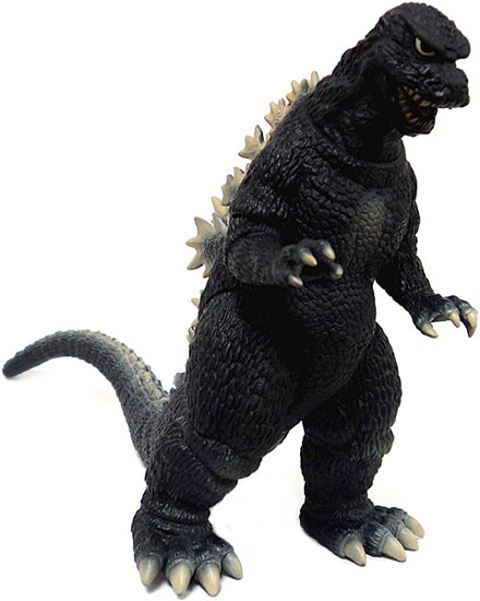 Godzilla 1984 50th Anniversary Memorialbox Godzilla Vinyl Figure [The Return of Godzilla]