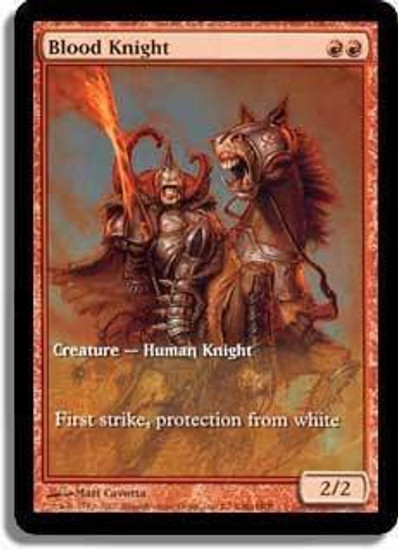 MtG Assorted Promo Cards Promo Blood Knight [Champs Promo]