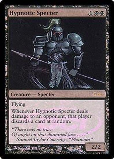 MtG Assorted Promo Cards Promo Hypnotic Specter [Player Rewards]