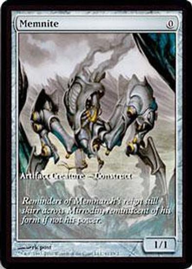 MtG Assorted Promo Cards Promo Memnite [Scars of Mirrodin Game Day]