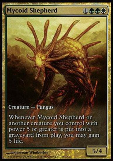 MtG Assorted Promo Cards Promo Mycoid Shepherd [Alara Reborn Game Day]