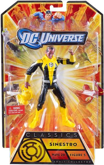 DC Universe Classics Wave 20 Sinestro Action Figure #5