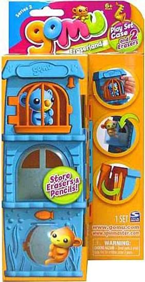 Eraserland Gomu Series 2 Playset [Blue]