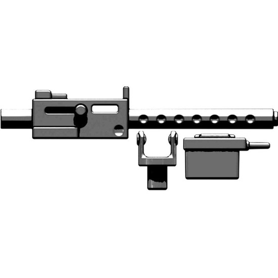 BrickArms M1919 Machine Gun 2.5-Inch [Gunmetal]