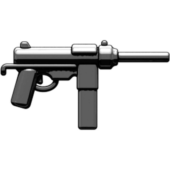 BrickArms M3 Grease Gun 2.5-Inch [Black]