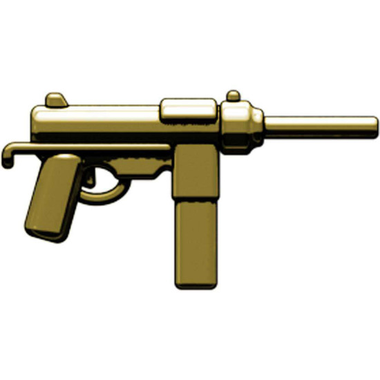 BrickArms M3 Grease Gun 2.5-Inch [Brass]