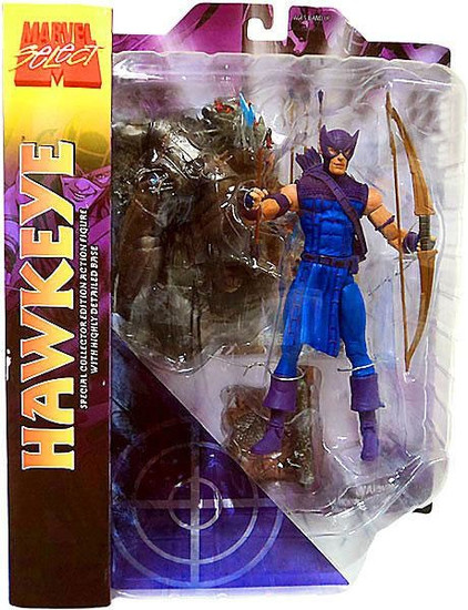 Marvel Select Hawkeye Exclusive Action Figure