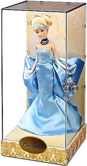 Disney Princess Designer Collection Cinderella Exclusive 11.5-Inch Doll