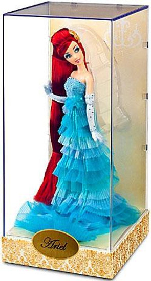 Disney Princess The Little Mermaid Designer Collection Ariel Exclusive 11.5-Inch Doll