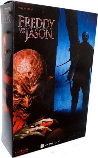 Freddy Vs Jason Freddy Collectible Figure