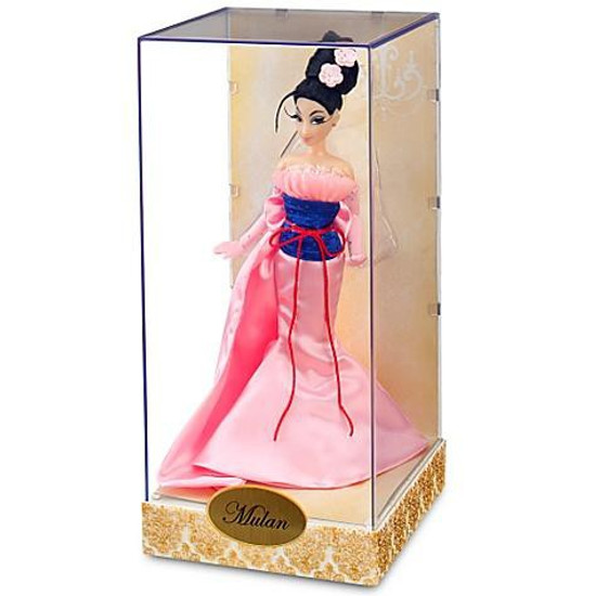 Disney Princess Designer Collection Mulan Exclusive 11.5-Inch Doll