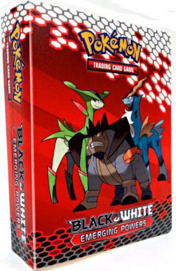 Pokemon Black & White Card Supplies Emerging Powers Single-Pocket Binder