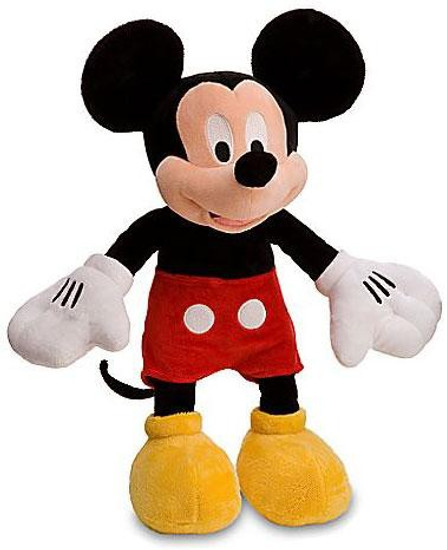 Disney Mickey Mouse 17-Inch Plush
