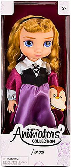 Disney Princess Sleeping Beauty Animators' Collection Aurora Exclusive 16-Inch Doll