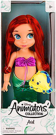 Disney Princess The Little Mermaid Animators' Collection Ariel Exclusive 16-Inch Doll