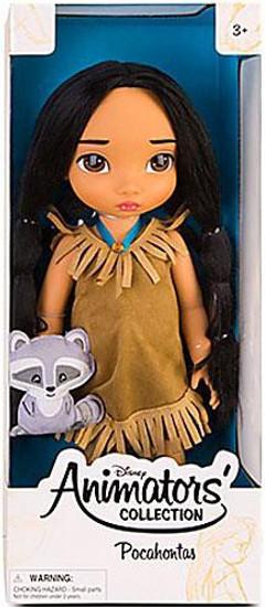 Disney Princess Animators' Collection Pocahontas Exclusive 16-Inch Doll