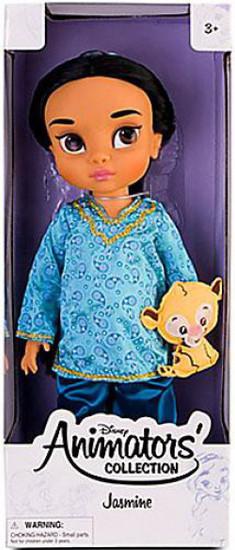 Disney Princess Aladdin Animators' Collection Jasmine Exclusive 16-Inch Doll