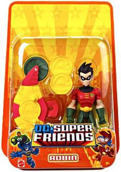 DC Super Friends Robin Exclusive Action Figure