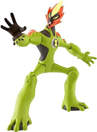 Ben 10 Alien Force Swampfire Action Figure [Defender]