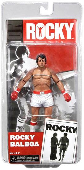 NECA Rocky Balboa Action Figure [Pre Fight]