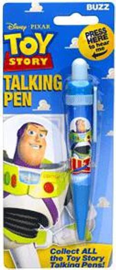 Toy Story 3 Buzz Lightyear Pen [Talking]