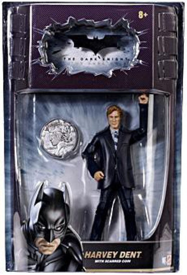 Batman The Dark Knight Harvey Dent Action Figure