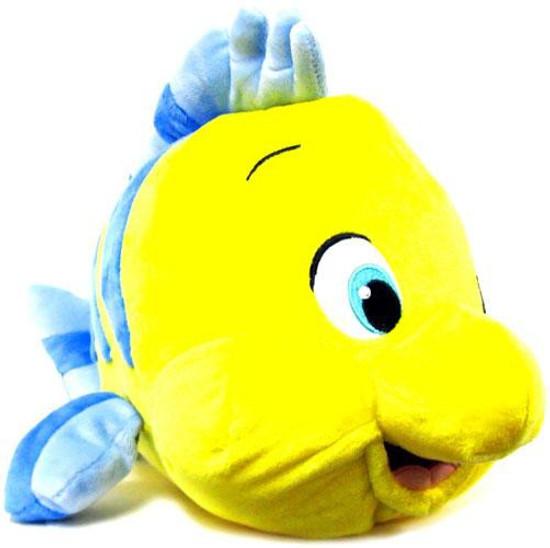 Disney The Little Mermaid Flounder Exclusive 12-Inch Medium Plush