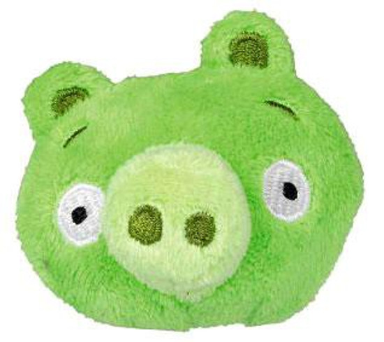 Angry Birds Green Pig 2-Inch Pencil Topper