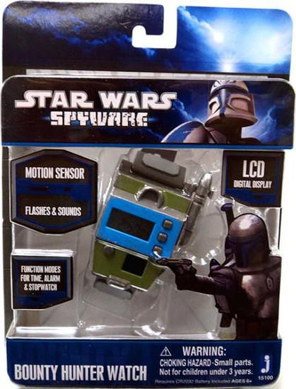 Star Wars Spyware Bounty Hunter Watch Roleplay Toy