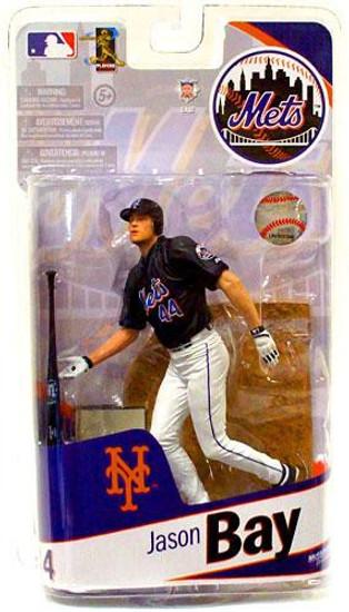 McFarlane Toys MLB Sports Picks 2010 New York Mets Jason Bay Action Figure