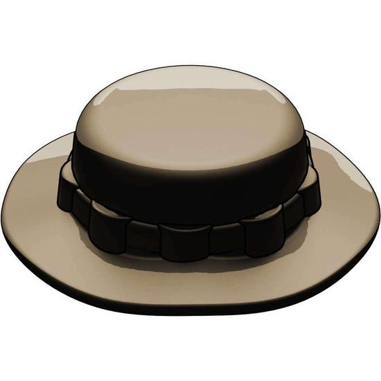 BrickArms Boonie Hat 2.5-Inch [Dark Tan]