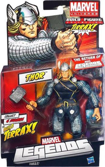 Marvel Legends 2012 Terrax Series Thor Action Figure