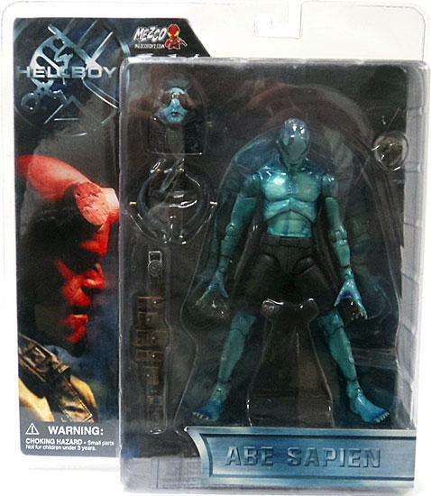 Hellboy Abe Sapien Action Figure [Hellboy]