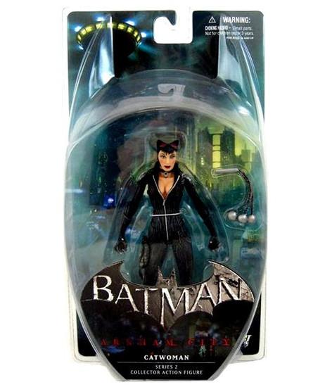 Batman Arkham City Series 2 Catwoman Action Figure
