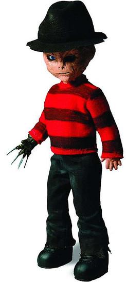Living Dead Dolls A Nightmare on Elm Street Freddy Krueger Doll [2010 Version]